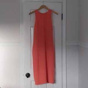 NEW WITH TAGS! Size 14 Coral H&M Shift Dress
